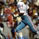 "Billy ""White Shoes"" Johnson Houston Oilers Signed Autographed 8x10 Photo PSA"