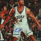Carlos Boozer Signed Autographed 8x10 Duke Blue Devils Photo PSA