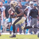 Alvin Kamara Autographed Signed New Orleans Saints 8x10 Photo BECKETT