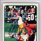 Billy Kilmer Washington Redskins Signed Autographed 1976 Topps Card PSA
