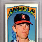 Nolan Ryan California Angels Signed Autographed 1972 Topps Card BECKETT