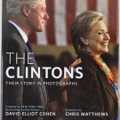 Bill Clinton and Hillary Clinton Autographed Signed The Clintons Book PSA COA