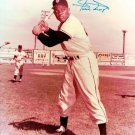 Willie Mays New York Giants Signed Autographed 8x10 Photo PSA COA