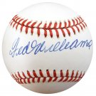 Ted Williams Red Sox Signed Autographed Official AL Baseball BECKETT COA
