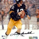 Terry Bradshaw Pittsburgh Steelers Signed Autographed 8x10 Photo BECKETT
