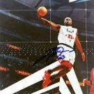LeBron James Signed Autographed 8x10 High School Photo PSA/DNA