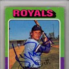 George Brett Royals Signed Autographed 1975 Topps Rookie Card PSA/DNA