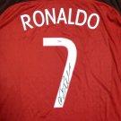 Cristiano Ronaldo Signed Autographed Nike Portugal Jersey PSA/DNA