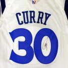 Stephen Curry Golden State Warriors Autographed Signed Nike Jersey STEINER