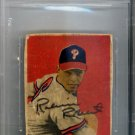 Robin Roberts Philadelphia Phillies Autographed Signed 1949 Bowman Rookie Card BECKETT