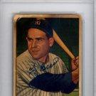 Yogi Berra New York Yankees Signed Autographed 1952 Bowman Card PSA