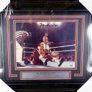 Muhammad Ali Signed Autographed Framed 8x10 Photo PSA