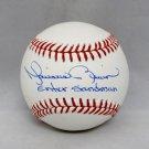 Mariano Rivera New York Yankees Signed Autographed MLB Baseball JSA