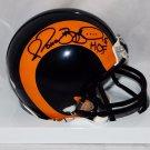 Jerome Bettis Autographed Signed Rams Mini Helmet JSA