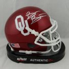 Brian Bosworth Autographed Signed Oklahoma Sooners Mini Helmet BECKETT COA
