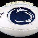 Saquon Barkley Signed Autographed Penn State Football BECKETT COA