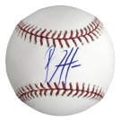 Bryce Harper Washington Nationals Signed Autographed OML Baseball PSA