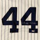 Reggie Jackson Signed Autographed New York Yankees Jersey TRISTAR