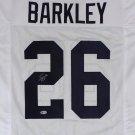 Saquon Barkley Autographed Signed Penn State Jersey BECKETT COA