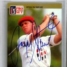 Payne Stewart Autographed Signed 1990 Pro Set Rookie Card BECKETT