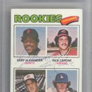 Dale Murphy (and 2 others) Autographed Signed 1977 Topps Rookie Card BECKETT