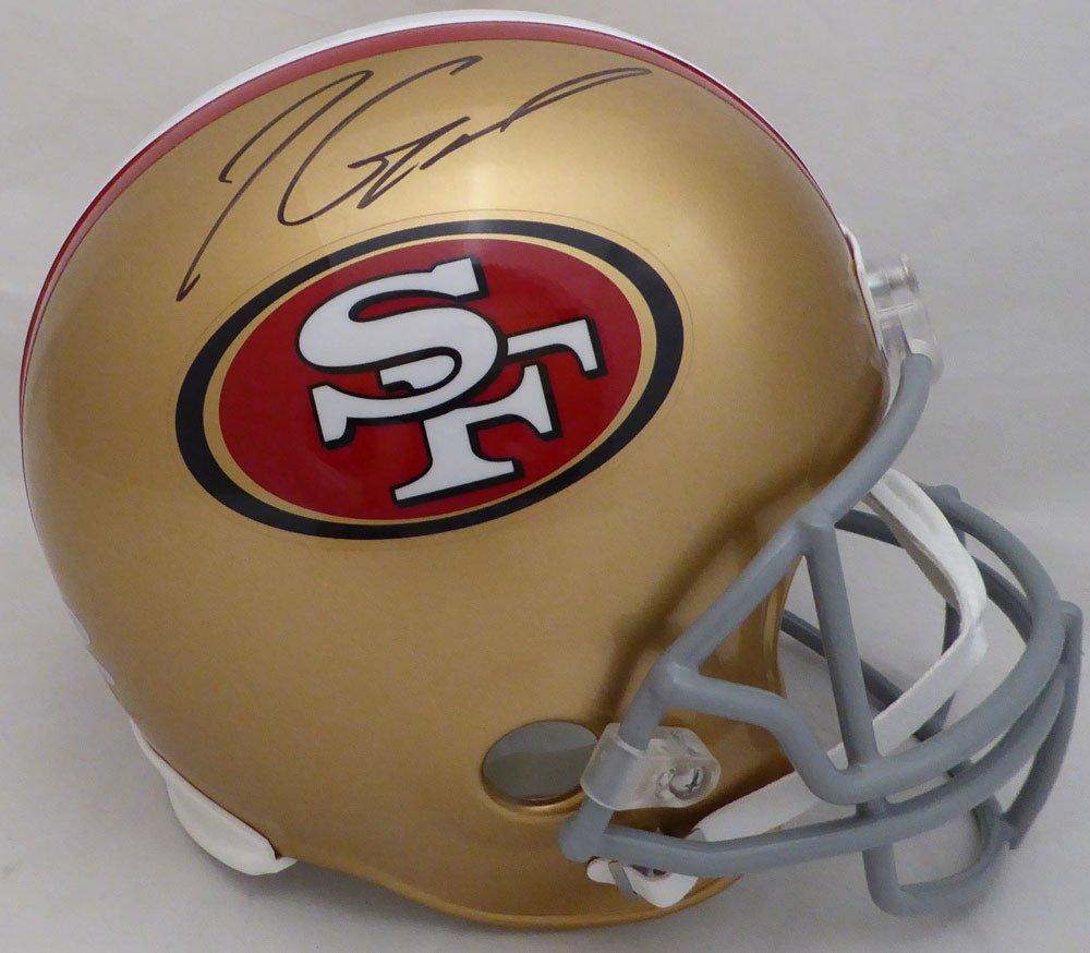 Jimmy Garoppolo Autographed Signed San Francisco 49ers Full Size Helmet BECKETT