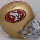 Jimmy Garoppolo Autographed Signed San Francisco 49ers Full Size Helmet BECKETT