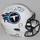 Marcus Mariota Signed Autographed Tennessee Titans Full Size Speed Helmet PSA