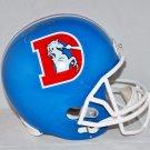 John Elway Autographed Signed Denver Broncos Full Size Helmet JSA