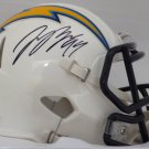 Joey Bosa Autographed Signed San Diego Chargers Mini Helmet BECKETT