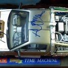 Michael J Fox Autographed Signed Back To The Future Die-Cast DeLorean Car PSA