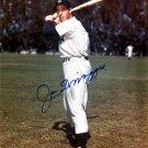 Joe DiMaggio New York Yankees Signed Autographed 8x10 Photo BECKETT