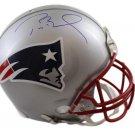 Tom Brady Autographed Signed New England Patriots Full Size Proline Helmet TRISTAR