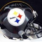 Antonio Brown Signed Autographed Pittsburgh Steelers Mini Helmet JSA