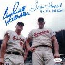 Frank Howard & Boog Powell Dual Signed Autographed 8x10 Photo JSA