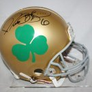 Jerome Bettis Autographed Signed Notre Dame Fighting Irish FS ProLine Helmet JSA