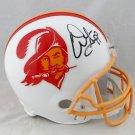 Warren Sapp Signed Autographed Tampa Bay Buccaneers Full Size Helmet JSA