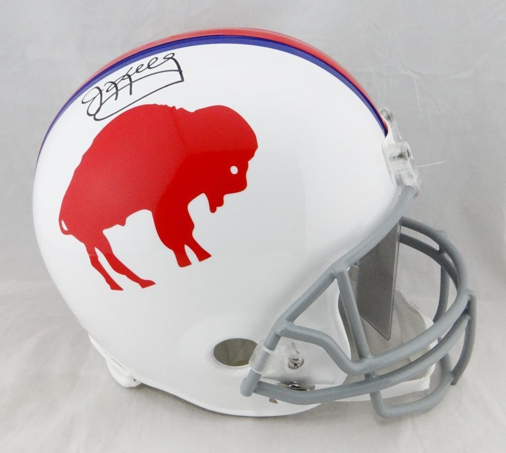 Jim Kelly Autographed Signed Buffalo Bills Full Size Helmet JSA