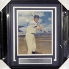 Mickey Mantle New York Yankees Signed Autographed Framed 8x10 Photo BECKETT