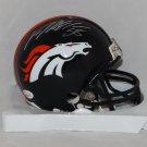 Von Miller Autographed Signed Denver Broncos Mini Helmet JSA COA