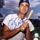 Joe Pepitone New York Yankees Signed Autographed 8x10 Photo MLB COA