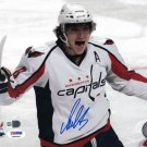 Alex Ovechkin Autographed Signed Washington Capitals 8x10 Photo PSA/DNA