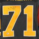 Evgeni Malkin Autographed Signed Pittsburgh Penguins Jersey BECKETT