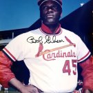 Bob Gibson St. Louis Cardinals Signed Autographed 8x10 Photo BECKETT