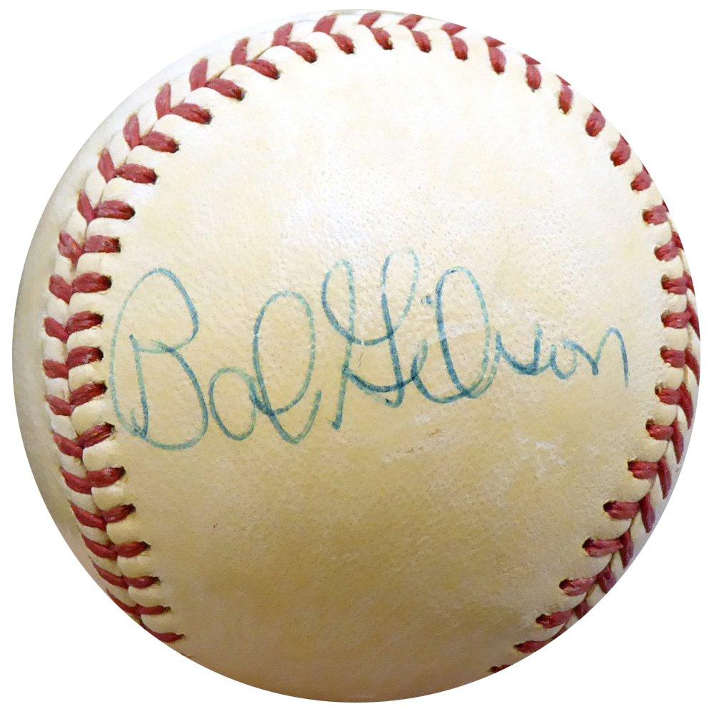 Bob Gibson St. Louis Cardinals Signed Autographed Official NL Baseball BECKETT