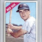 Tony Conigliaro Boston Red Sox Signed Autographed 1966 Topps Card BECKETT