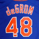 Jacob deGrom Autographed Signed New York Mets Jersey PSA