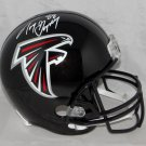 Tony Gonzalez Signed Autographed Atlanta Falcons Full Size Helmet JSA