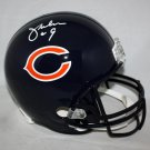 Jim McMahon Signed Autographed Chicago Bears Full Size Helmet JSA