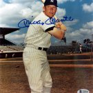 Mickey Mantle New York Yankees Signed Autographed 8x10 Photo BECKETT